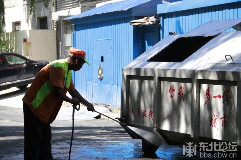"""... """"蜘蛛侠"""" 下一篇: 一个清洁工的手和他的工资条"""